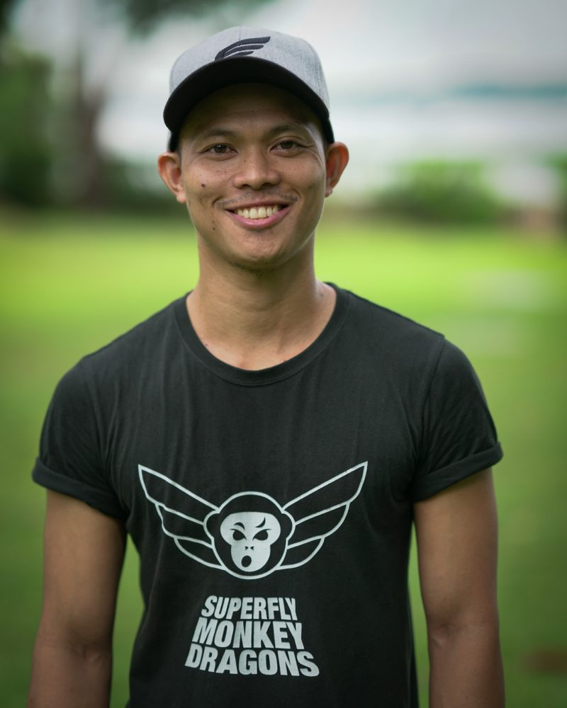 Myk De Leon - Superfly Head Parkour / Movement Instructor