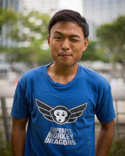 Superfly Instructor Leonard Chiang