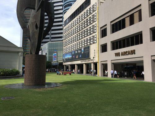 raffles-place-green-kids-yoga-flow-singapore-Exit-A