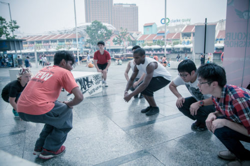 Superfly-Parkour-Clarke-Quay-Warmup