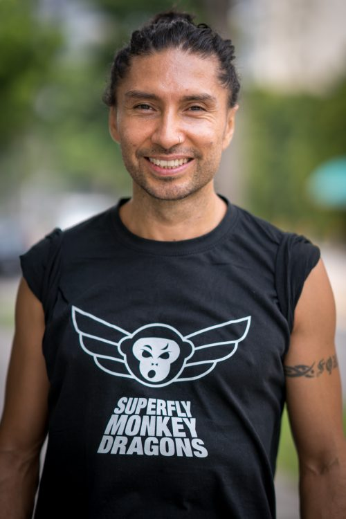 Coach Sonic (Daniel Rojas)